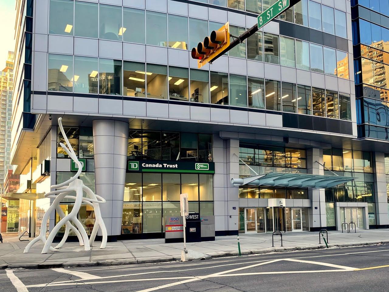 8 West Dental Care outside building