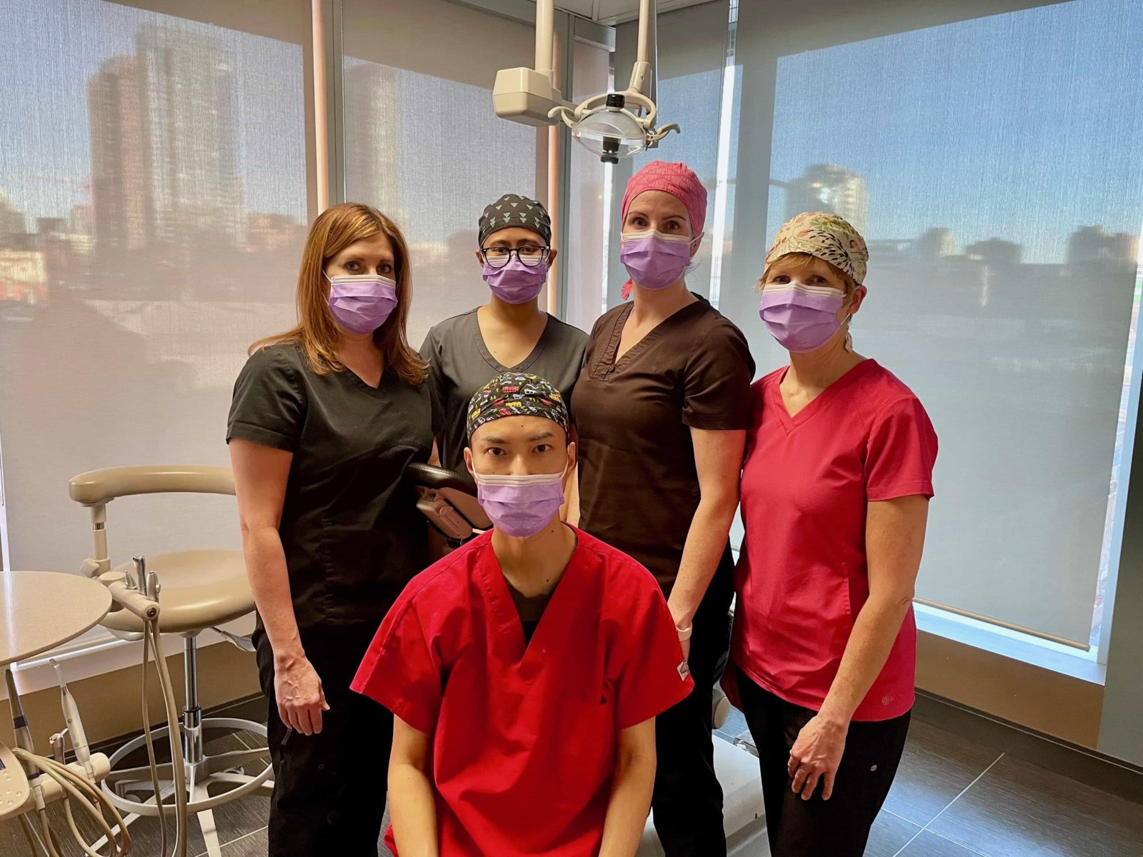 8 West Dental Care Dentist and Staff
