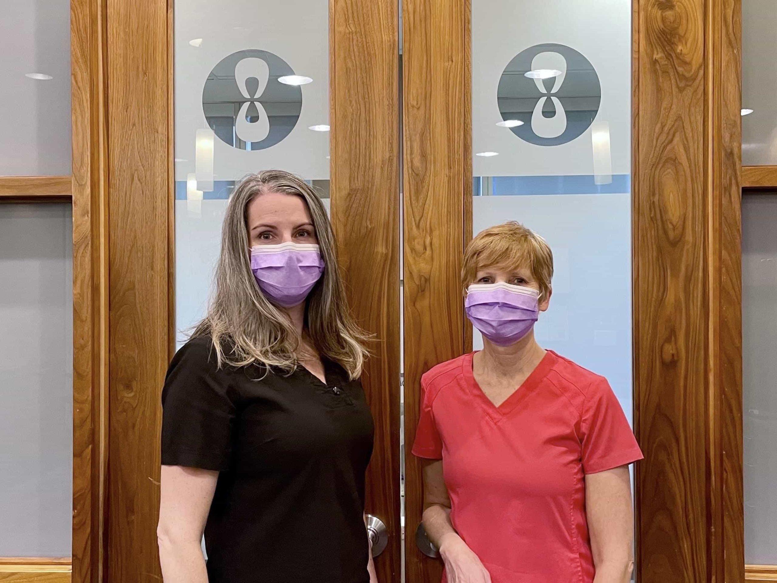 8 West Dental Care Staff